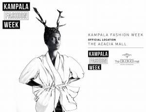 The 2015 Kampala Fashion Week poster
